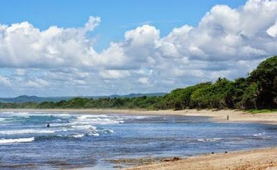 Pantai Sindangkerta Tasikmalaya Objek Wisata Pantai di Jawa Barat Yang Paling Bagus Buat Liburan