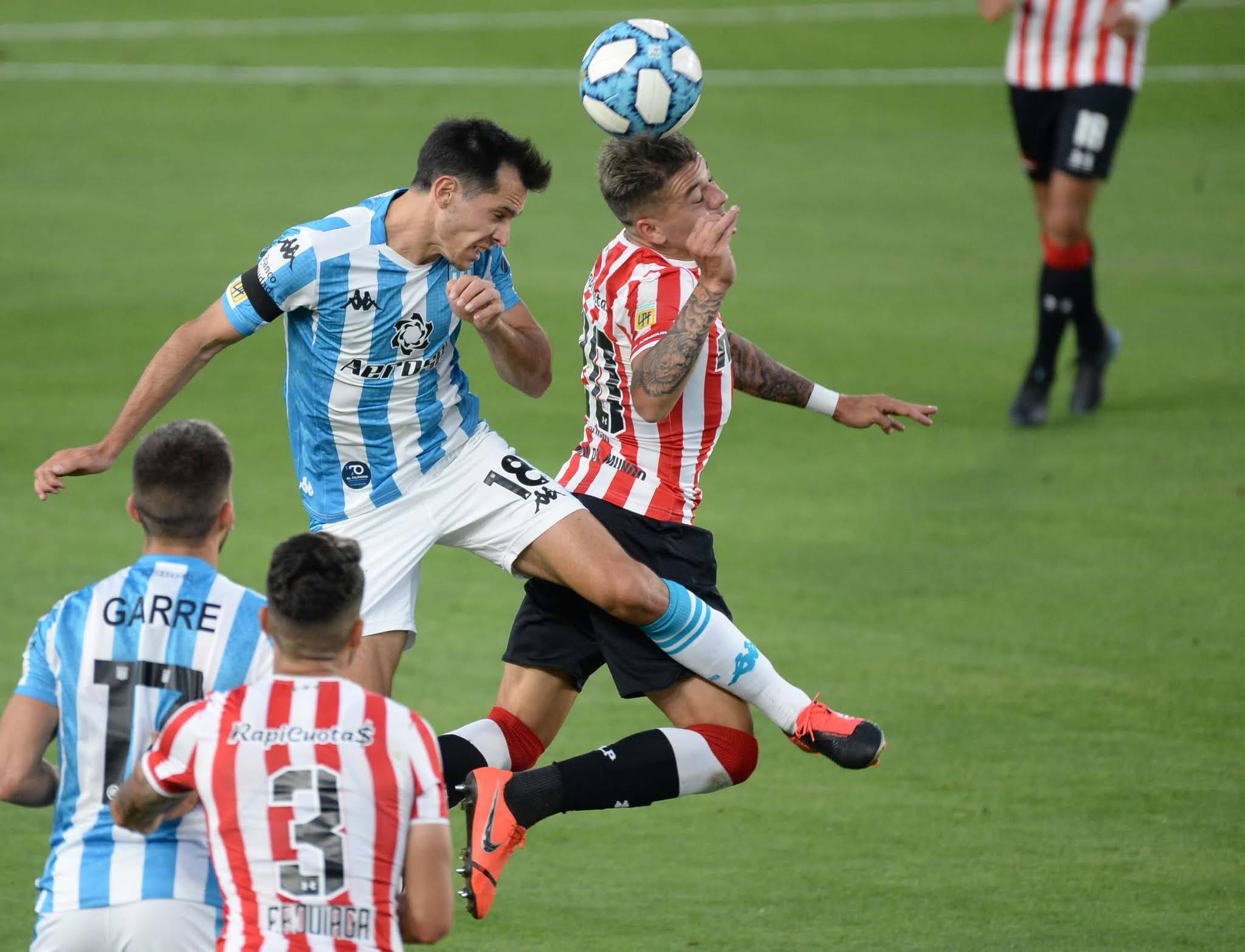 Racing empató con Estudiantes en la previa del cruce ante Boca por la Copa