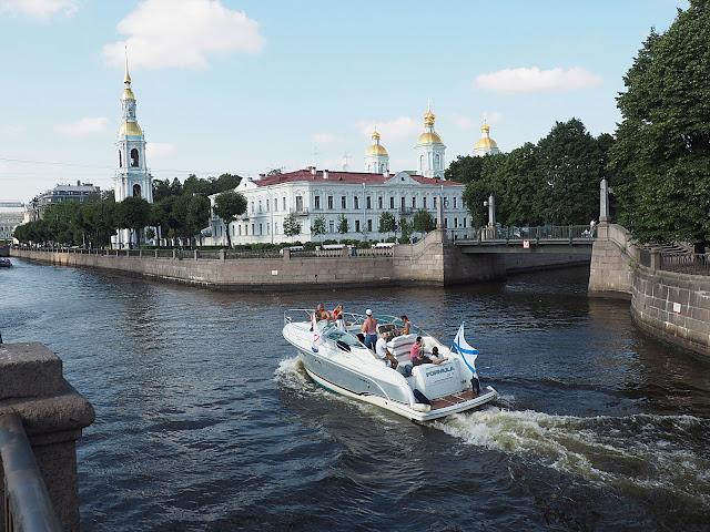 Санкт-Петербург, Семимостье (Saint Petersburg, Seven bridge)