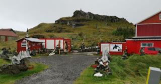 Djúpivogur, Fiordos del Este de Islandia.