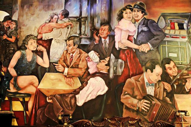 La escuela Mayor Del Tango, un lugar para la cultura del tango en Medellín. Corporación Teatro Colonial de Robledo José de los Santos Álvarez
