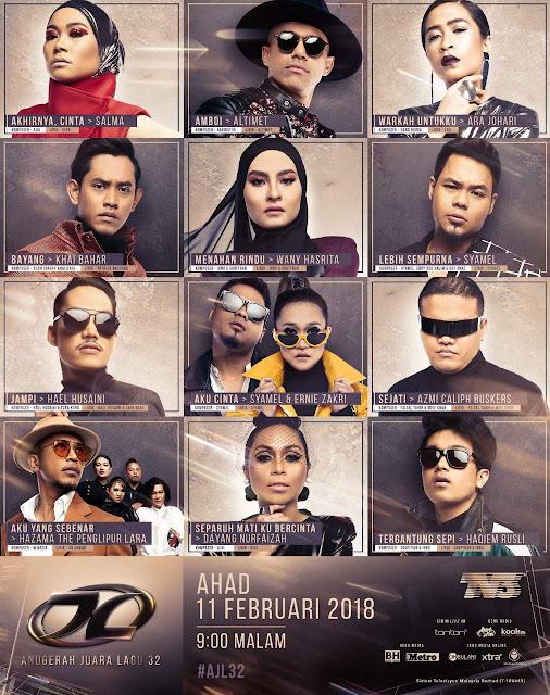 Debaran Anugerah Juara Lagu 32 (AJL32)
