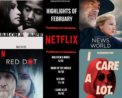 Os Destaques da Netflix Para Fevereiro