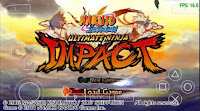 Game Naruto Ultimate Ninja Impact PPSSPP Full Download ISO