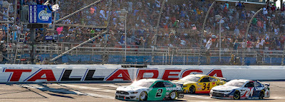 NASCAR Cup Series Playoffs Contenders with the Edge at Talladega?