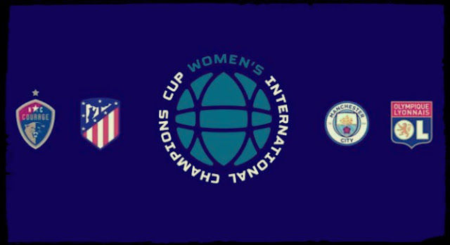 Women's Int'l Champions Cup: Teams Competing For The Women's Cup
