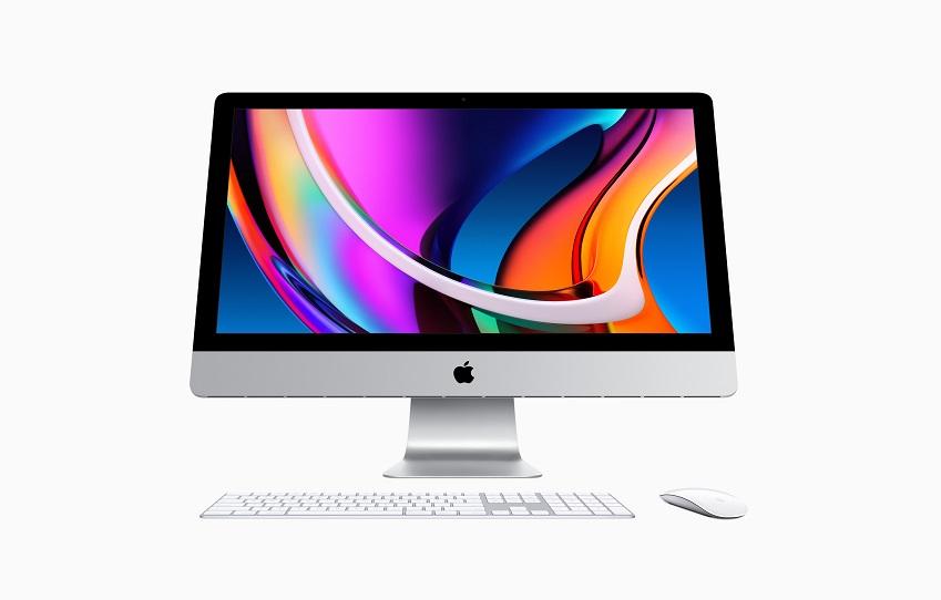 Apple presenta la renovación del iMAC de 27 pulgadas
