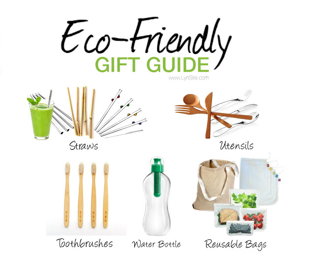 Ultimate Eco Friendly, Eco friendly Gift Ideas, Eco friendly gift guide, Vegan, Sustainable, Green, LynSire