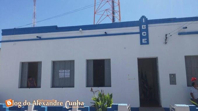 Bandidos arrombam agência do IBGE de Chapadinha, fazem baderna e levam equipamentos de uso exclusivo do instituto