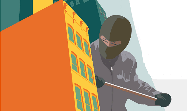 Cities With the Most Burglaries in the United States