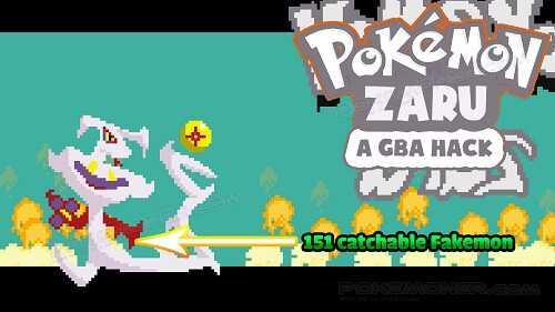 Pokemon Zaru