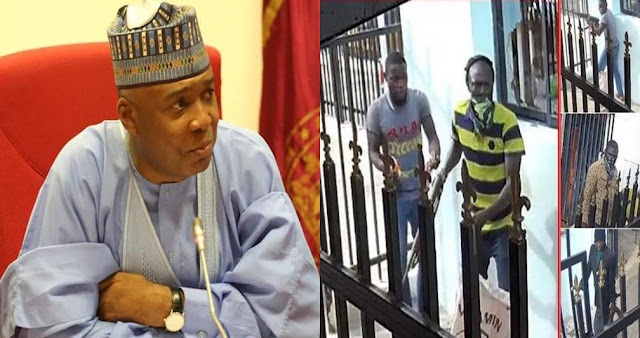 Offa robbery: Full transcript of confession that indicted Saraki  (Video)