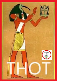 Thot Hermes trimegisto
