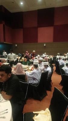 sacc convec, buffet ramadan, westside bistro sacc, sacc, buffet sacc,