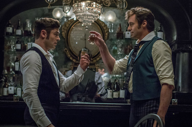 The Greatest Showman, Zac Efron, Hugh Jackman, musical, P.T. Barnum, Michelle Williams, movie review, Movie Review by Rawlins,