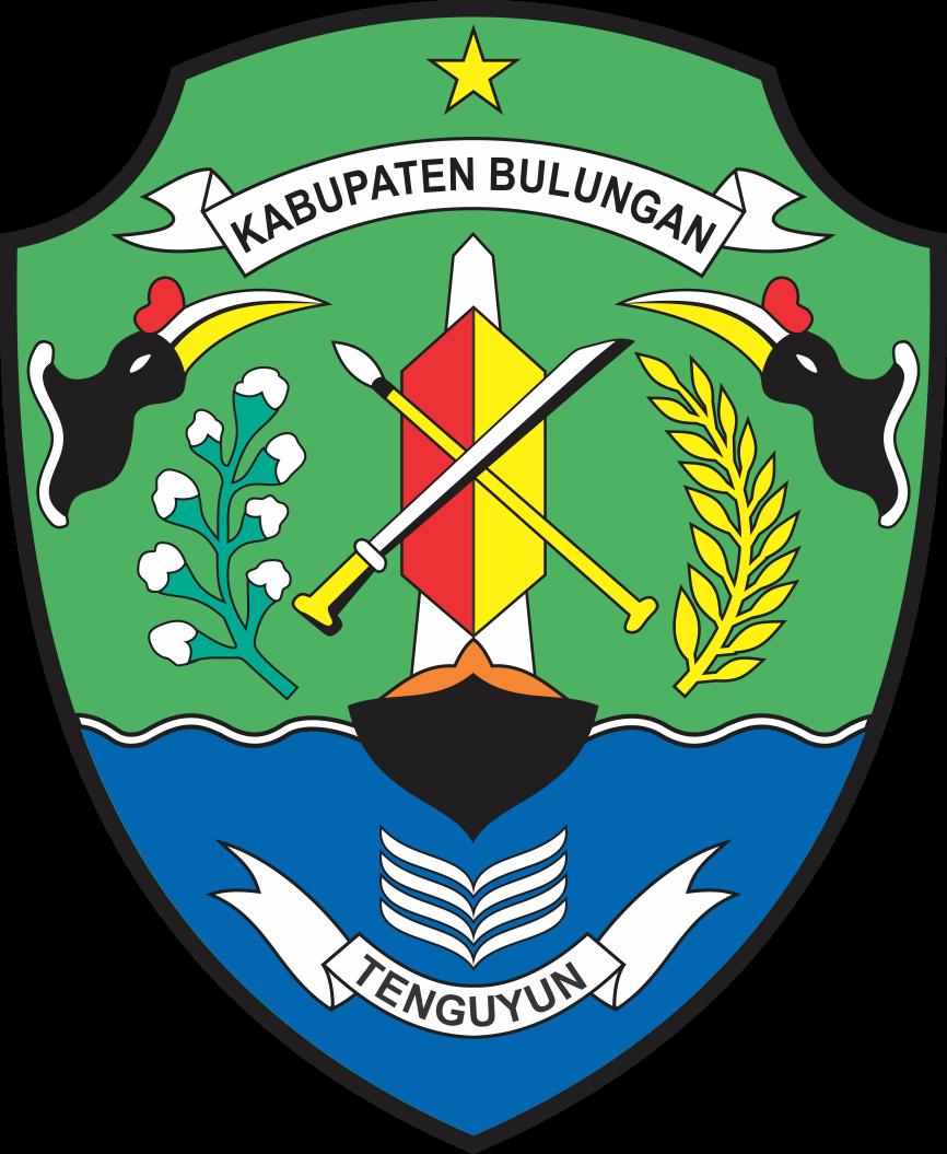 Free Vector Logo 5 Kabupaten Kota Kalimantan Utara Cdr Png Tutoriduan Com