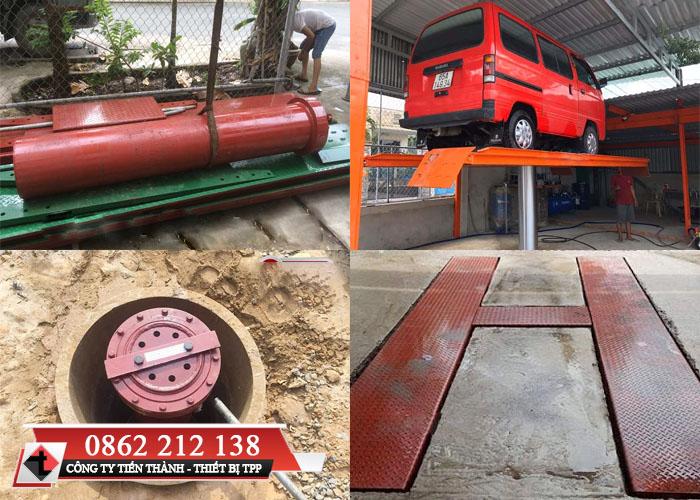 Ty nâng 1 trụ rửa xe Việt Nam