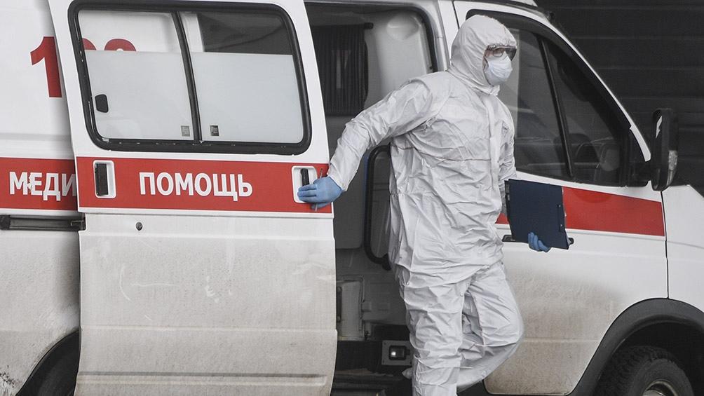 Rusia supera los 270.000 contagios y 2.500 muertes por coronavirus