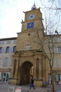 Salon-de-Provence, Porte de l'Horloge.