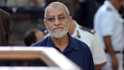 محمد بديع - مرشد جماعة الاخوان الارهابية