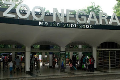 Harga Tiket Masuk Zoo Negara Terbaru Bulan Oktober 2018