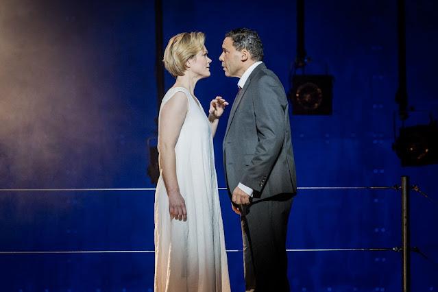 Frank Martin: Le vin herbé - Caitlin Hulcup, Tom Randle - Welsh National Opera (Photo Robert Workman)