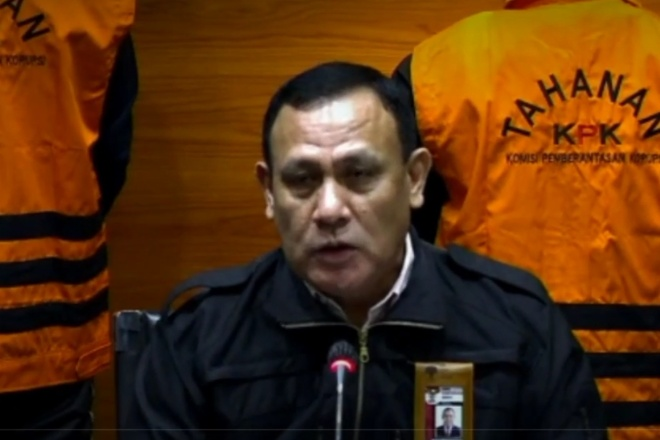 Resmi! Nurdin Abdullah Ditetapkan Sebagai Tersangka oleh KPK