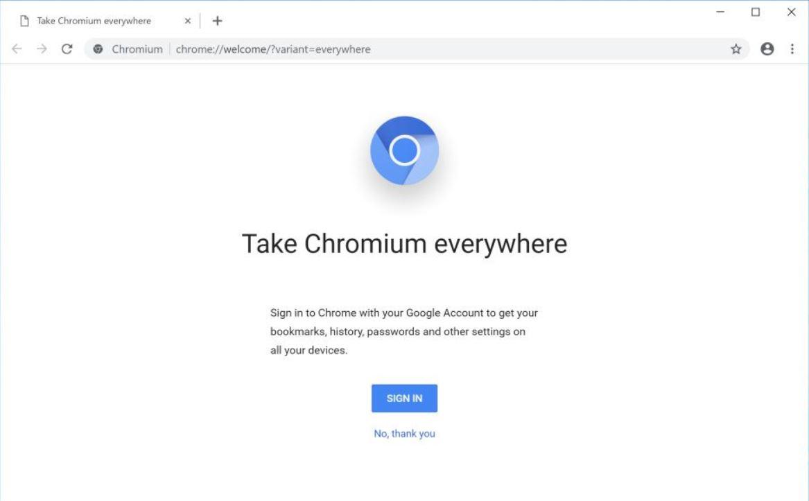 تنزيل chromium