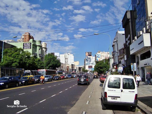 Avenida Ciudad de la Paz - Buenos Aires