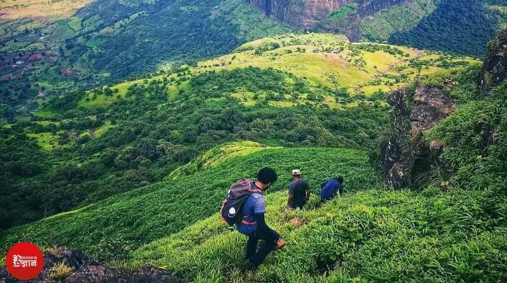 अंजनेरी पर्वत  (anjaneri mountain