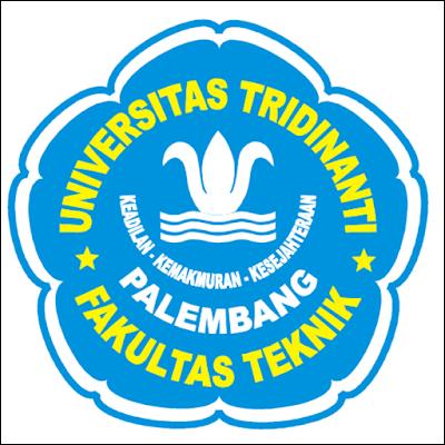 download logo Universitas Tridinanti Palembang tanpa background PNG HD  gambar CDR