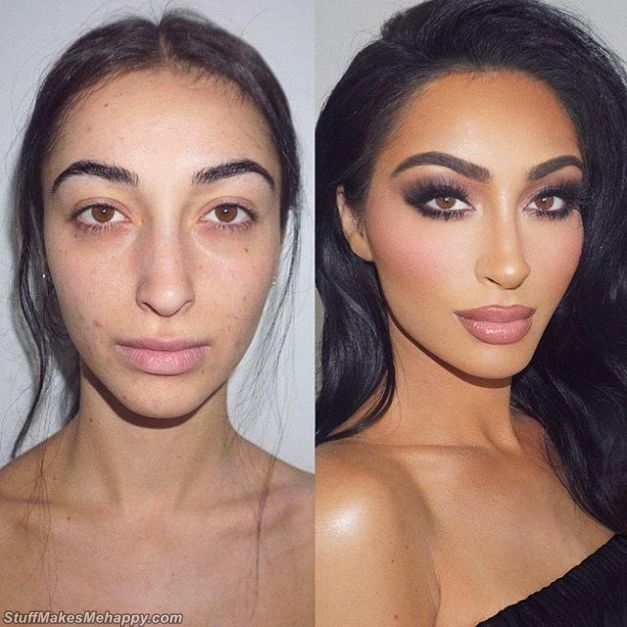 Awesome Images That Show the Power of Makeup