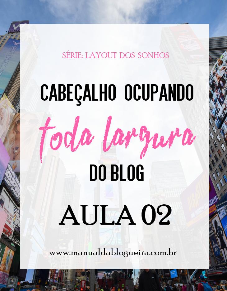 CABEÇALHO OCUPANDO TODA LARGURA
