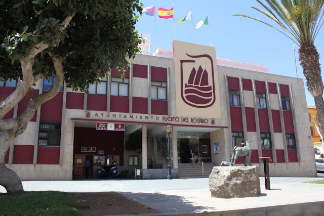 FACHADA%2BAYUNTAMIENTO%2BHORIZONTAL - Fuerteventura.- Puerto del Rosario reconocerá con diploma personalizado a    niños y niñas su ejemplo durante el confinamiento