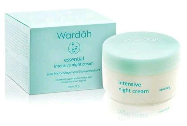 Cream Wardah Pemutih Wajah