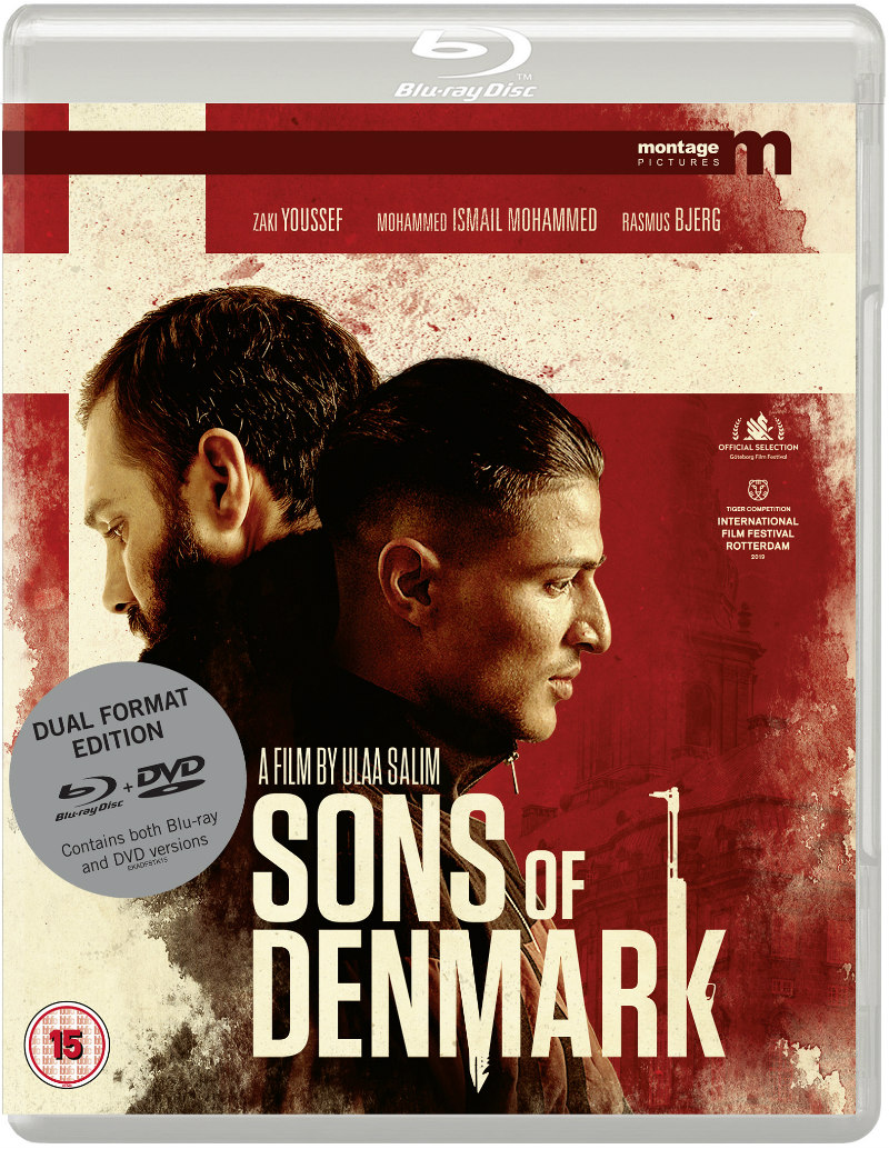 sons of denmark bluray