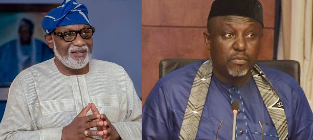 APC Lifts Suspension Of  Amosun, Akeredolu, Okorocha, Osita Okechukwu, Usani Uguru