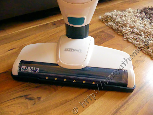 Regulus PowerVac 2in1