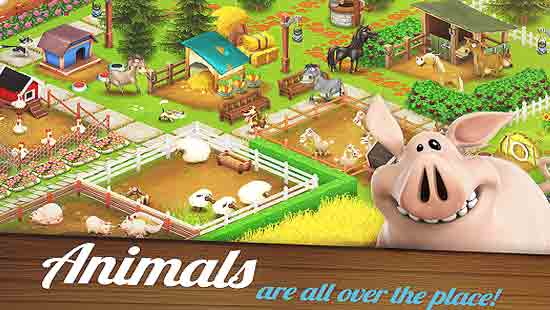 Hay Day Mod Apk For Android