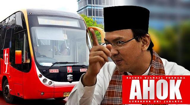 AHOK Bukan Gubernur DKI Jakarta Pertama yang Non-Muslim