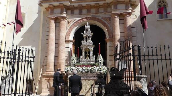 El coronavirus reduce en Utrera el Corpus Crhisti de Santa María a la Función Solemne con aforo reducido y a una procesión claustral