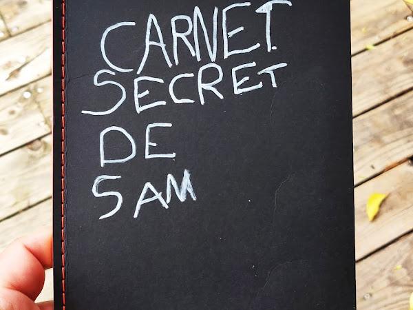 #Tuto : Un carnet secret