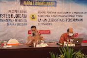 Dinas Kelautan dan Perikanan NTB Gelar Rapat Koordinasi Membahas Program Ekstensifikasi Lahan Garam