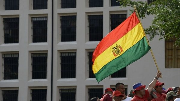 Argentina condena detención de exfuncionarios bolivianos