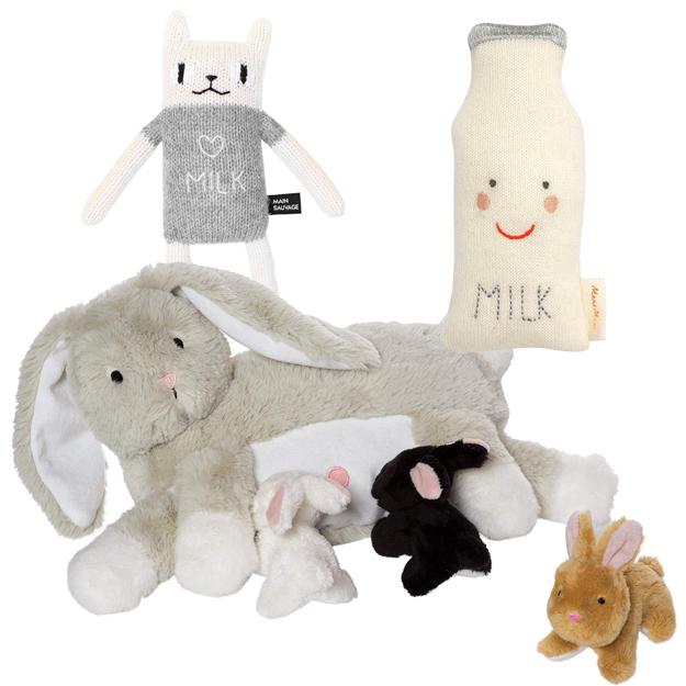 melk knuffels