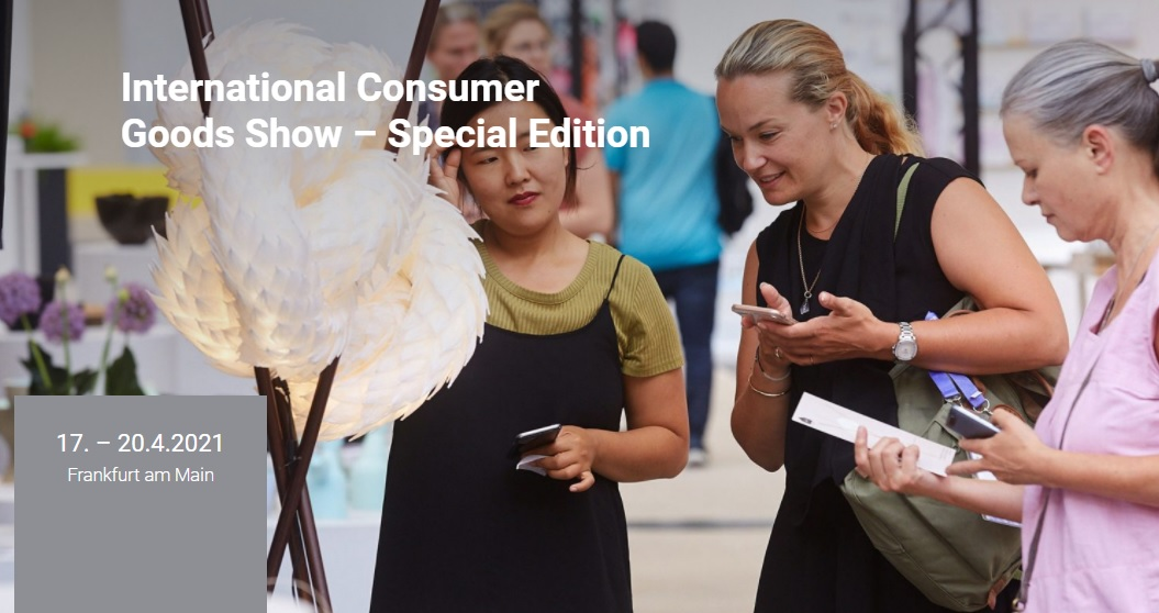 International Consumer Goods Show - Special Edition