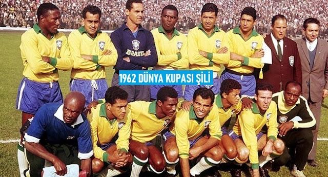 Dünya Kupası'nın Geçmişten Günümüze Kadar Olan Tarihçesi 1962 Şili - Kurgu Gücü