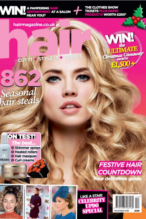 Makeup artist london, fashion makeup artist london, front cover, magazine, hair magazine, beauty makeup artist london, natural makeup artist london, wedding makeup artist london, wedding makeup artist birmingham, bridal makeup artist london, mark hill hair,