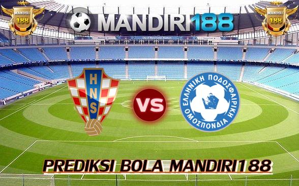 AGEN BOLA - Prediksi Kroasia vs Yunani 10 November 2017