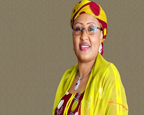 #NextLevel: Now, I choose to be called first lady - Aisha Buhari